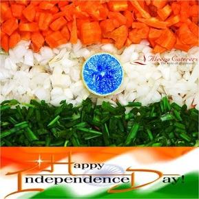 Happy Independence Day India Aleena Caterers Hyderabad